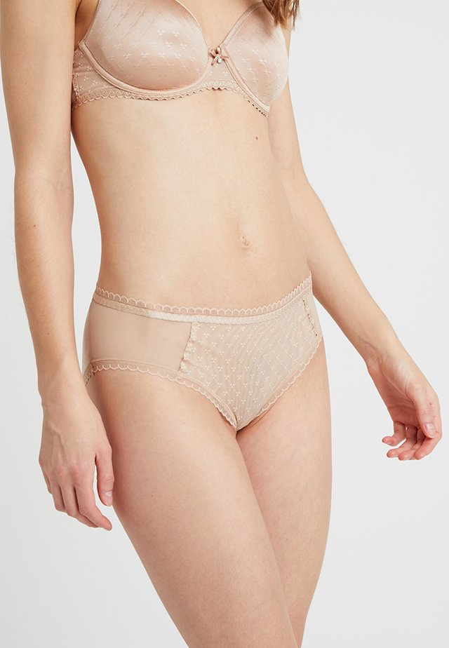 COURCELLES SHORTY - Briefs - nude