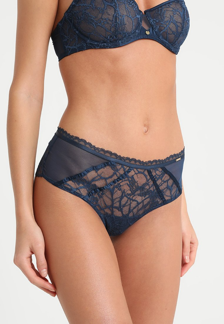 Chantelle - SEGUR SHORTY - Panties - bleu profond