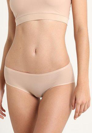 SOFTSTRETCH SHORTY 3 PACK - Onderbroeken - nude