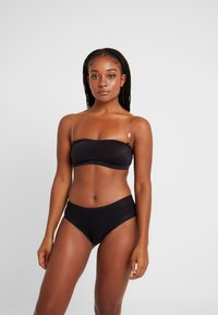Chantelle - SOFTSTRETCH SHORTY 3 PACK - Culotte - black - 0