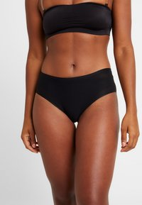 Chantelle - SOFTSTRETCH SHORTY 3 PACK - Culotte - black - 1