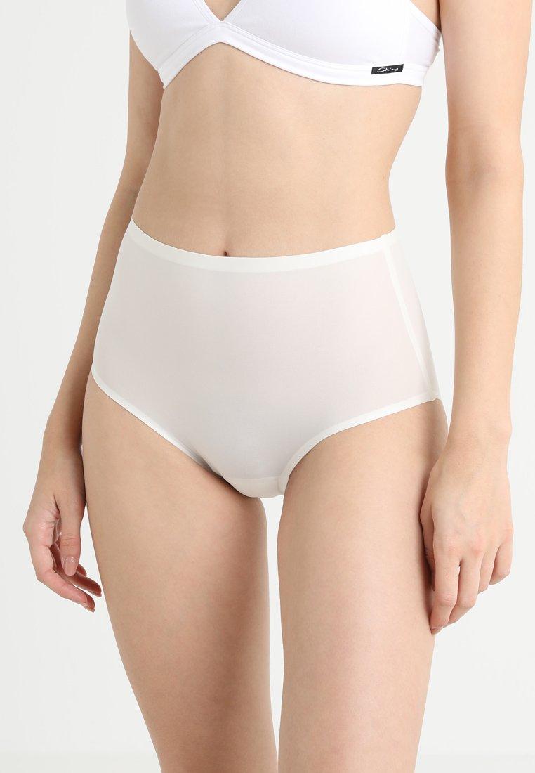 Chantelle - SOFT STRETCH HIGH WAIST - Onderbroeken - elfenbein