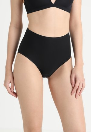 SOFTSTRETCH HIGH WAIST - Underbukse - black
