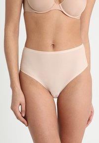 Chantelle - SOFTSTRETCH - String - beige doré - 0