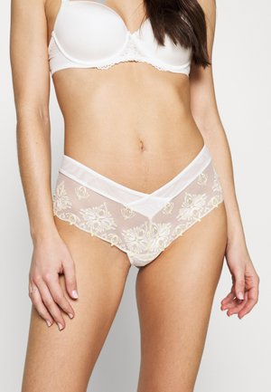 CHAMPS ELYSEES SHORTY - Pants - milk/citron