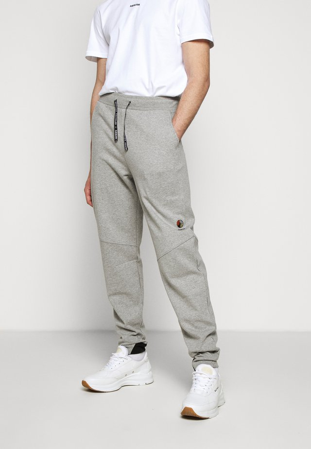 Tracksuit bottoms - smoked pearl