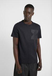 Raeburn - T-shirt print - black - 0