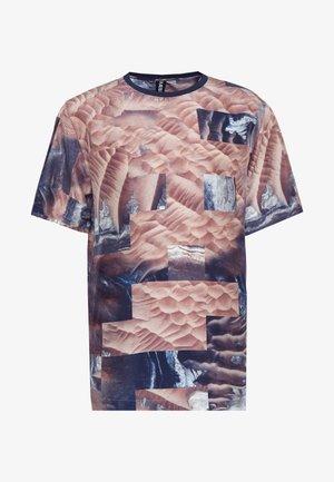 HABOTAI MARS - T-shirt con stampa - multi-coloured