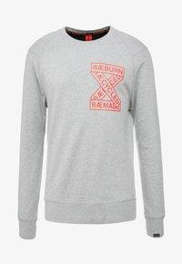 Raeburn - CREW - Sweater - grey - 4