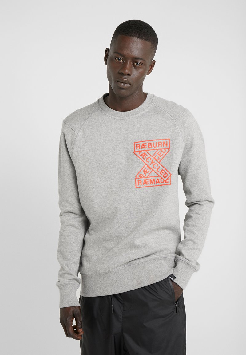 Raeburn - CREW - Sweater - grey