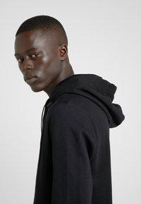 Raeburn - LOGO HOODIE - Hoodie - black - 3