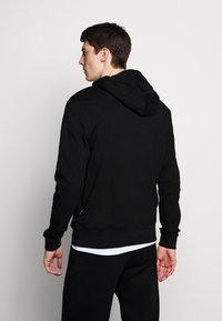 Raeburn - HOODED - Luvtröja - black - 2