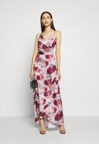Chi Chi London Tall - MABEL DRESS - Iltapuku - mink - 1