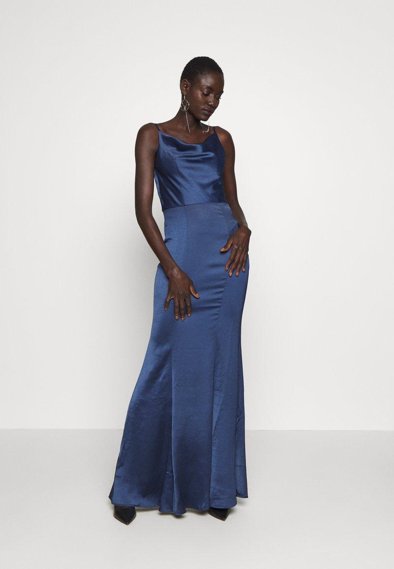 Chi Chi London Tall - MARISSA DRESS - Iltapuku - navy