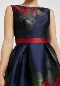 Chi Chi London Petite - WREN - Cocktail dress / Party dress - navy - 5