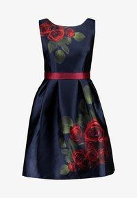 Chi Chi London Petite - WREN - Cocktail dress / Party dress - navy - 4