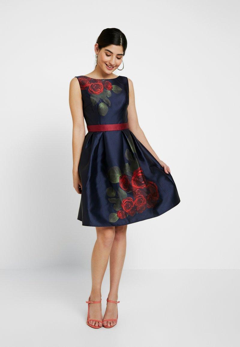 Chi Chi London Petite - WREN - Cocktail dress / Party dress - navy