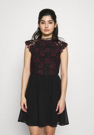 SAWYER DRESS - Vestito elegante - black