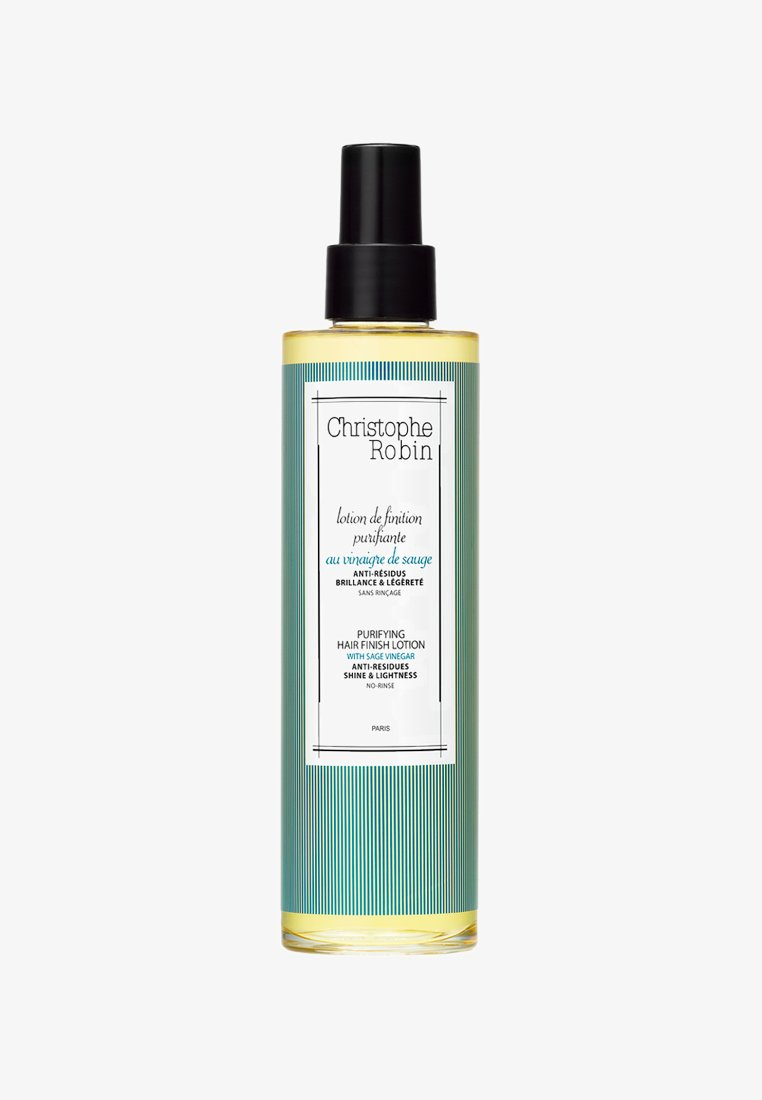 Christophe Robin - PURIFYING HAIR FINISH LOTION 200ML - Styling - neutral
