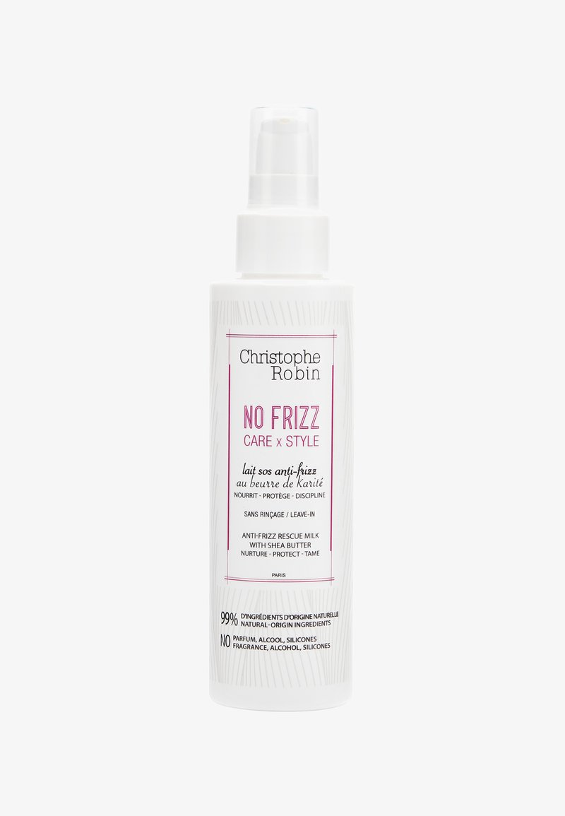Christophe Robin - ANTI-FRIZZ RESCUE MILK WITH SHEA BUTTER - Hair styling - -