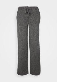 CHINTI & PARKER - ESSENTIALS WIDE LEG PANT - Broek - grey - 4