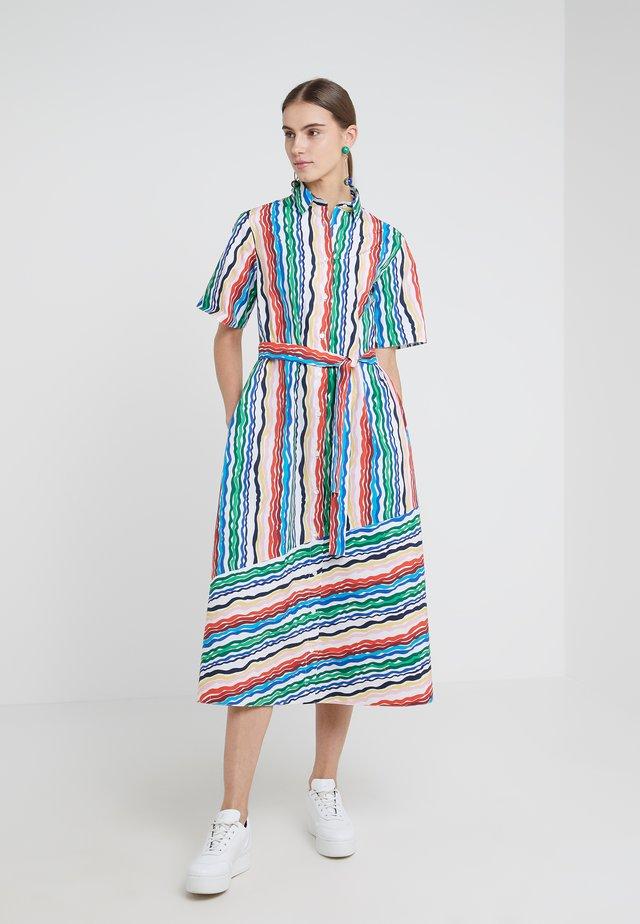 RAINBOW DRESS - Blousejurk - multi-coloured