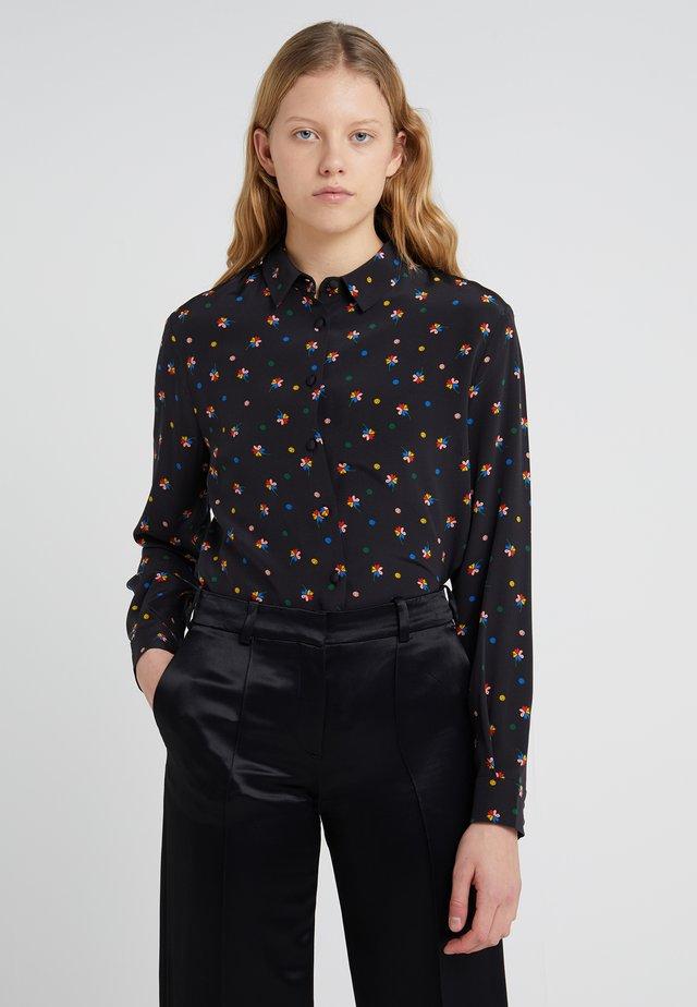 LUCKY CLOVER - Overhemdblouse - black