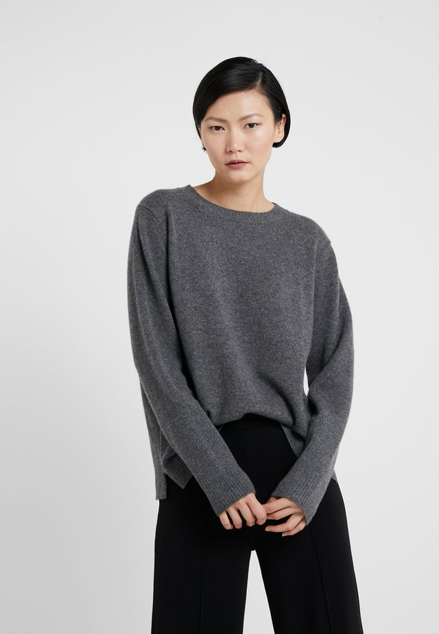 THE BOXY - Strikpullover /Striktrøjer - grey