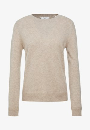 THE CREW - Pullover - oatmeal