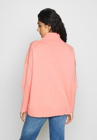 CHINTI & PARKER - THE RELAXED - Trui - dusty rose - 2