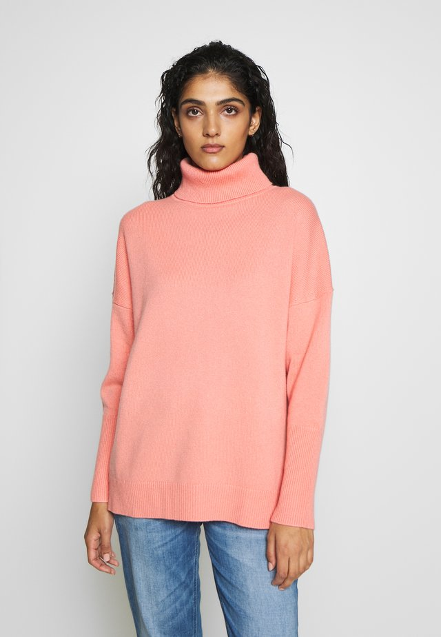THE RELAXED - Sweter - dusty rose