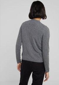 CHINTI & PARKER - THE CARDI - Chaqueta de punto - grey - 2