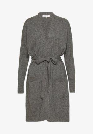 THE DUSTER CARDIGAN - Vest - grey