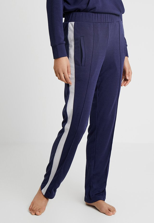 ELLI PANT - Pyjamabroek - blue graphite