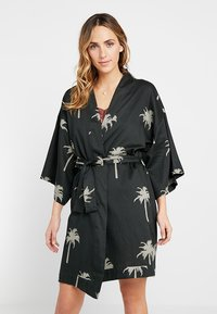 Chalmers - MARGAUX ROBE - Dressing gown - moss - 0