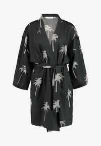 Chalmers - MARGAUX ROBE - Dressing gown - moss - 3
