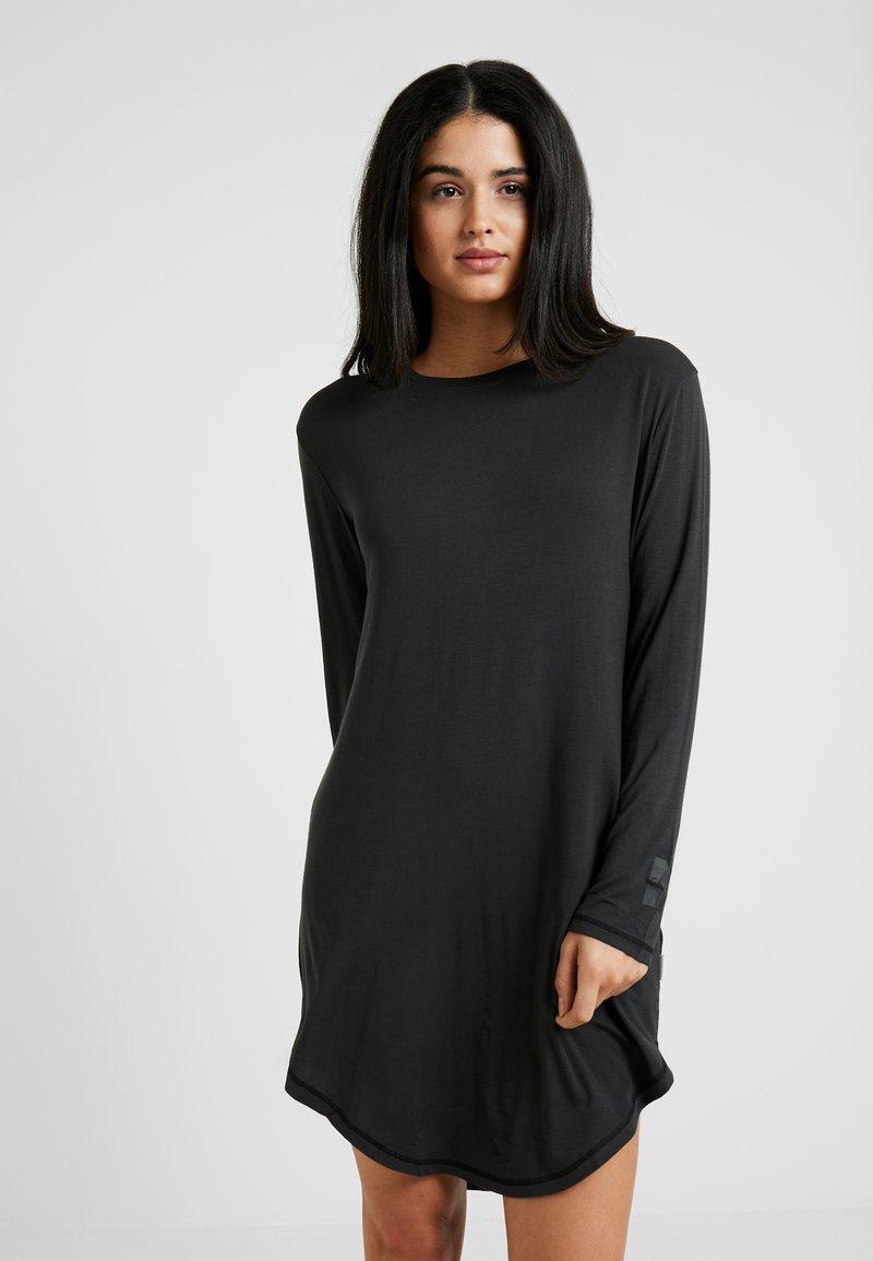 Chalmers - WEDNESDAY DRESS - Nattskjorte - graphite
