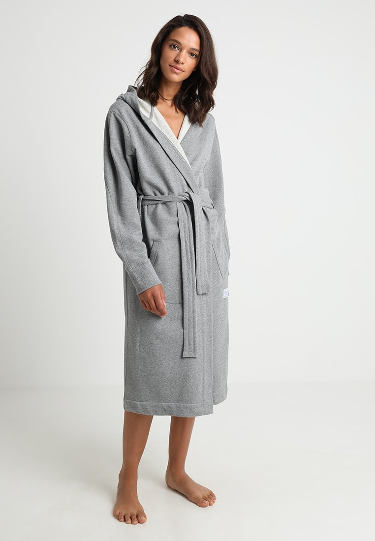 Chalmers - ROCKY ROBE - Dressing gown - ash marle