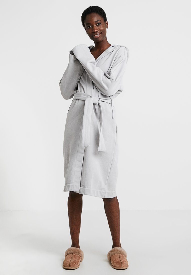 Chalmers - ROCKY ROBE - Dressing gown - smoke terry
