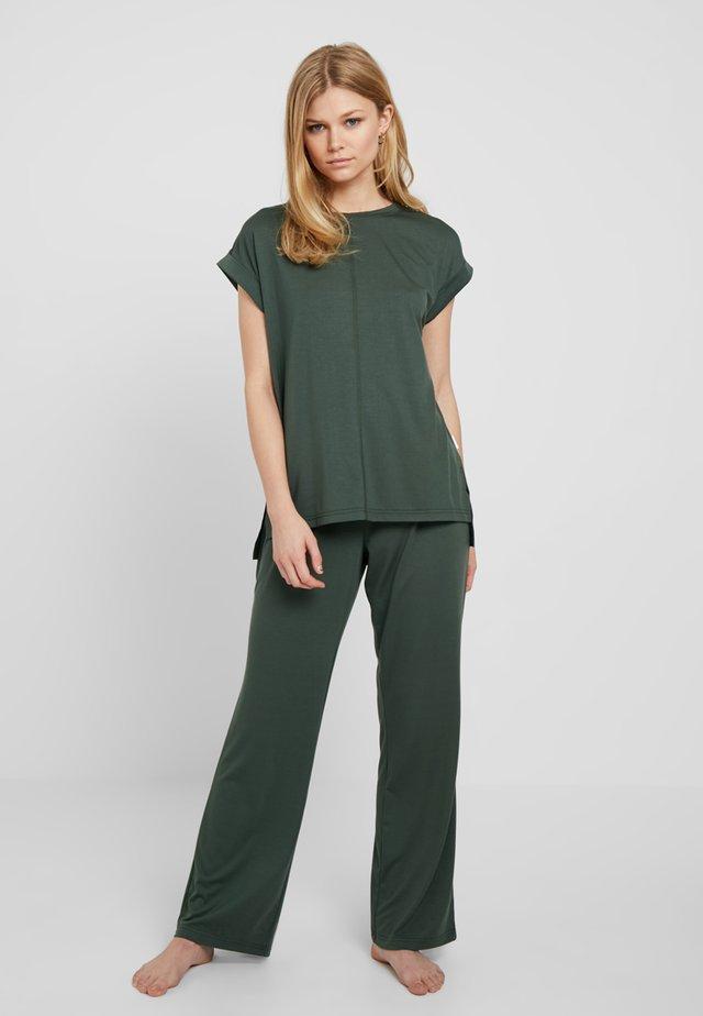 LACEY SET - Pyjamas - green