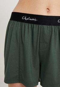 Chalmers - POPPY SET - Pyjama set - fern - 5