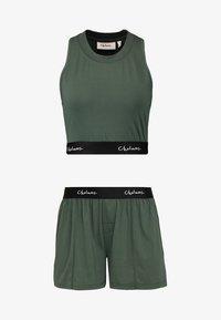 Chalmers - POPPY SET - Pyjama set - fern - 4