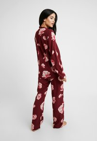 Chalmers - MIA SET - Pyjama set - poppy pink - 2