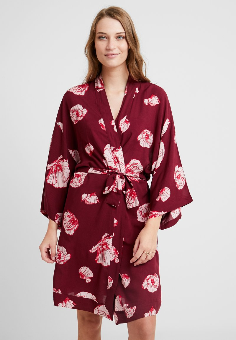 Chalmers - ALI KIMONO - Dressing gown - poppy pink