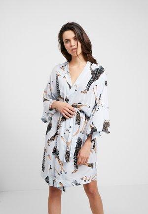ALI KIMONO - Dressing gown - light blue