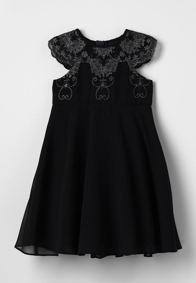MAIA DRESS - Cocktailklänning - black