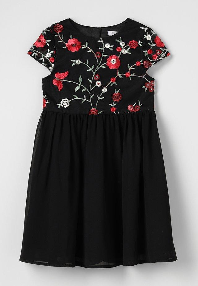 BRANWEN DRESS - Cocktailkjoler / festkjoler - black
