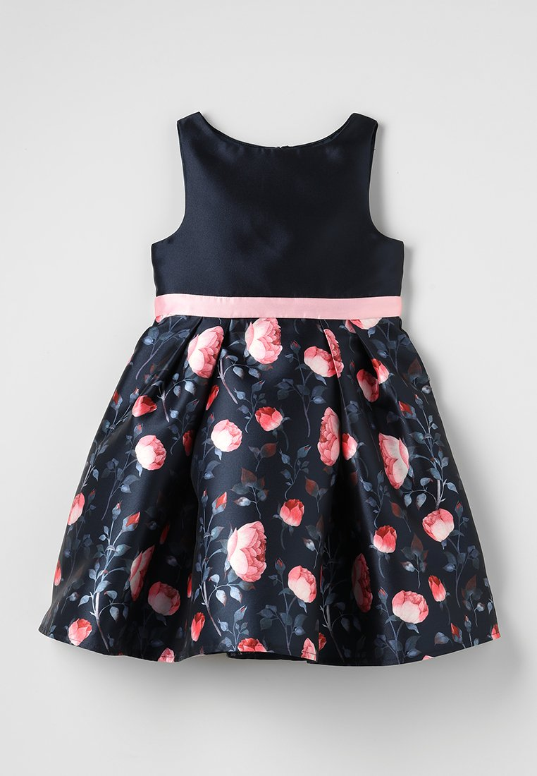 Chi Chi Girls - DELLA DRESS - Cocktailjurk - navy