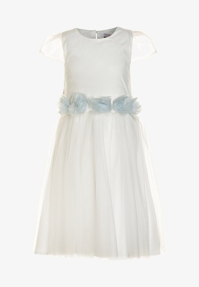 ALICIA DRESS - Cocktailjurk - white