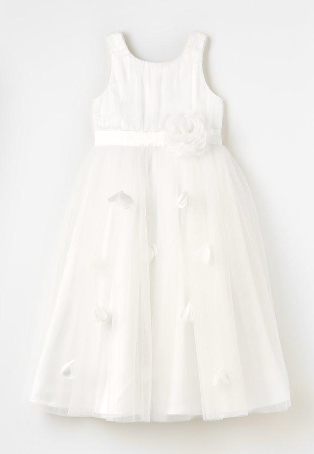 ISABELLA DRESS - Cocktailkjole - white
